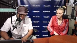 The Voice Winner, Danielle Bradbury on Being Positive & Celebrity Crushes on Sway in the Morning