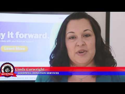 Get a Job Monday Rewind: Discover a job at Discover Goodwill