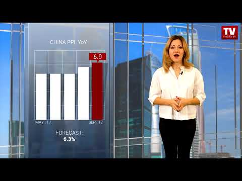 China consumer inflation eases in September (16.10.2017)