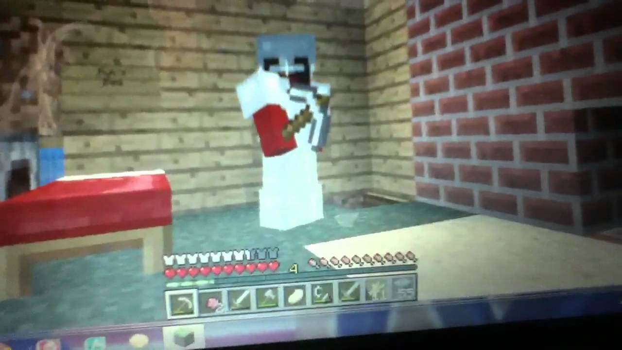 how to make a minecraft song parody