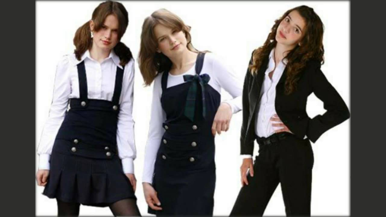 Школьная одежда Пеплос Омск - YouTube