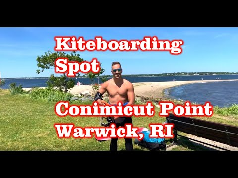 Kiteboarding Spot - Conimicut Point - Warwick, RI