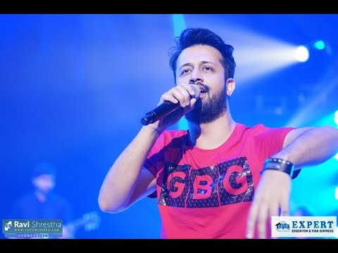 Sochta Hoon Ke Woh Kitne Masoom | Atif Aslam best performance in sydney Mp3