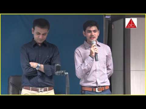 Amit Bachhawat's interaction with Rank 1 & Rank 2