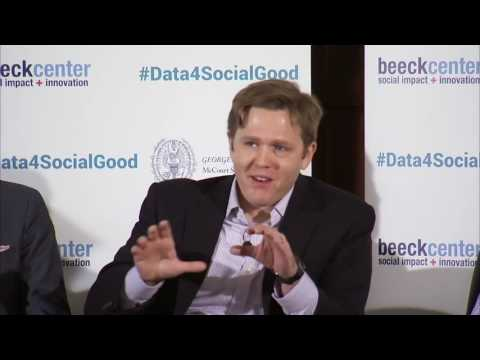 Data for Social Good - Reaching Underserved Communities, Panel 1 (Part 2)