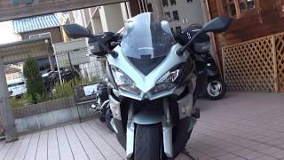 最新モデル 2018 Kawasaki Ninja1000 2018 Kawasaki Z1000SX 2018 カワサキ・ニンジャ1000 2018 Kawasaki ZX1000GBF 福井県