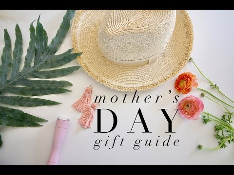 MOTHER'S DAY GIFT GUIDE | 15 Creative Gift Ideas