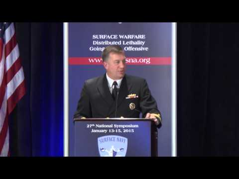 Surface Navy Association - Rear Adm. Peter Fanta