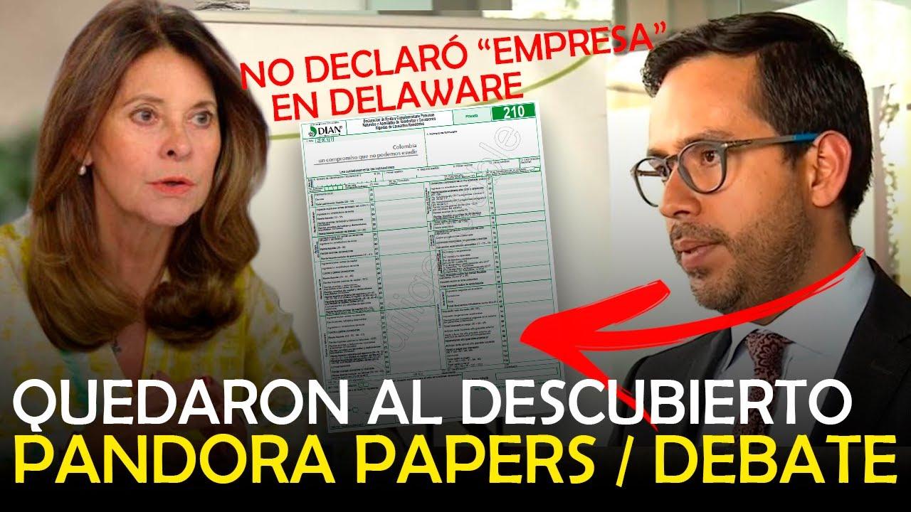 PANDORA PAPERS / DEBATE DE CONTROL POLITICO