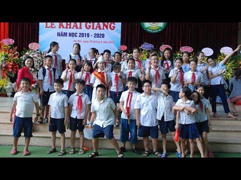 Lễ Khai Giảng Năm Học 2019 2020 TH Trưng Trắc Quận Hai Bà Trưng Hà Nội