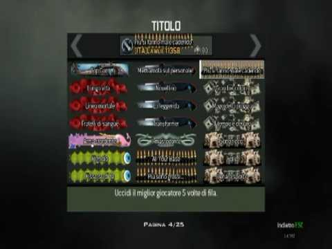 how to get all callsigns in mw3