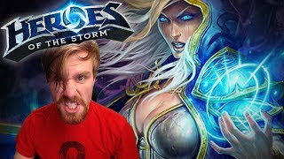 So Many Tech Issues. Horde vs Alliance Event!   Heroes of the Storm Gameplay (HotS)