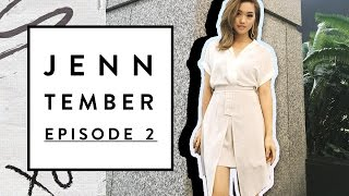 Working It Out! | JENNTEMBER #2