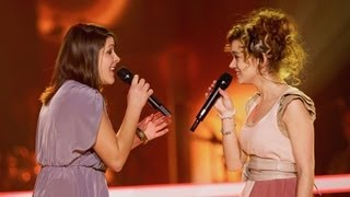 Iandara Brobecker vs. Tanja Zimmermann - New Soul - Battle - The Voice of Switzerland 2013
