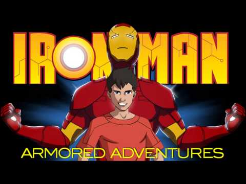 Iron Man Armored Adventures Theme Nightcore