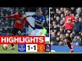 Highlights | Everton 1-1 Manchester United | Premier League 2019/20