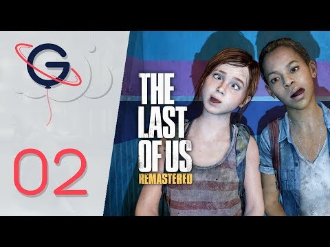 THE LAST OF US REMASTERED LEFT BEHIND FR #2 : Shopping nocturne
