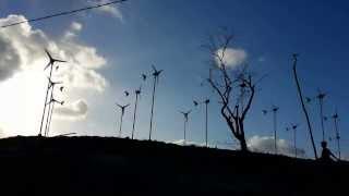 Micro Wind Farm in Kalihi Sumba, Indonesia