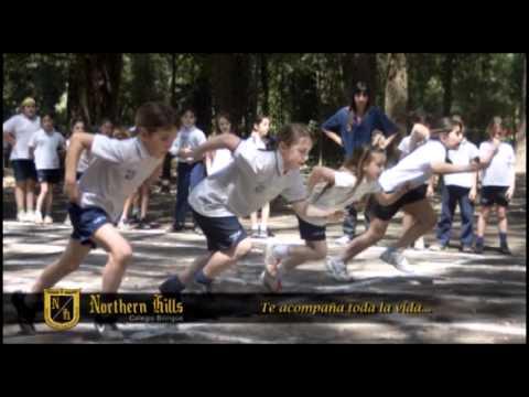 """Video Institucional del Colegio Northern Hills """"Te acompaña toda la vida"""""""