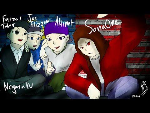 Fa004 Animation - Negaraku(Joe Flizzow, Altimet, SonaOne & Faizal Tahir)