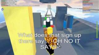 Roblox Bloopers 9 Theme Park Fun!