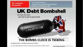 WHO OWNS BRITAINS DEBT BOMBSHELL