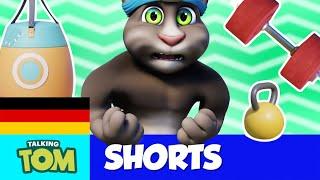Talking Tom Shorts - Superkräfte (Staffel 2 Folge 5)