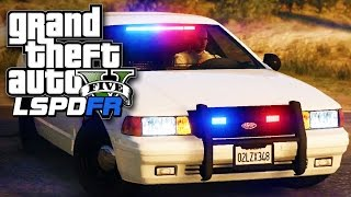 GTA 5 LSPDFR SP #5 - Highway Patrol