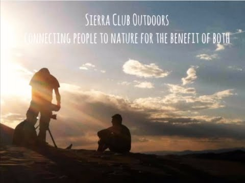 WEBINAR Learn how Sierra Club Outdoors can help you get more youth outdoors