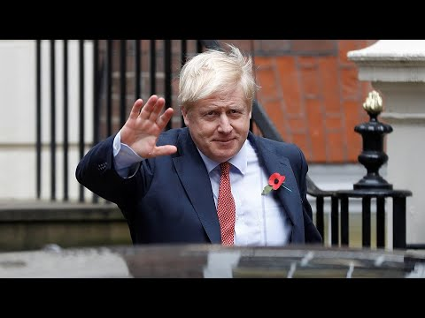 LIVE: Boris Johnson visits Queen to dissolve Parliament ahead of election