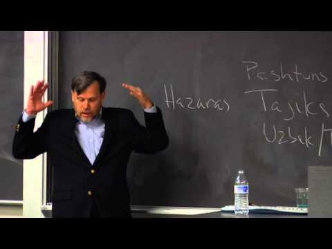 Tribal And Religious Identity In Afghanistan - Thomas Barfield