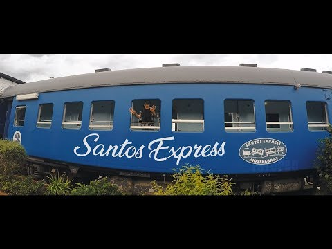 Santos Express | Mossel Bay | The Garden Route | South Africa