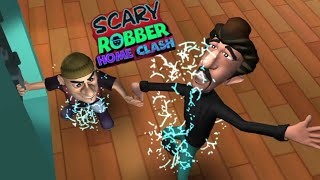 NgePrank Maling Masuk rumah🤩Scary Robber Home clash Part 2