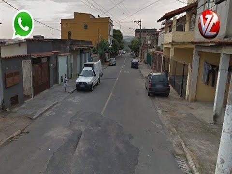 WhatsApp TV Voz - Arma e munição no bairro Água Limpa