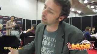 "New York Comic-Con 2012 - ""Silent Hill Revelation 3D""  Michael J. Bassett Interview"