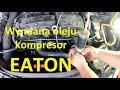 MOTORYZACJA Kompresor EATON M65 Wymiana Oleju Mercedes M271 1 8 KOMPRESSOR mp3