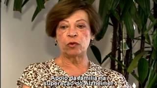 Apoio da família no tratamento do Alzheimer