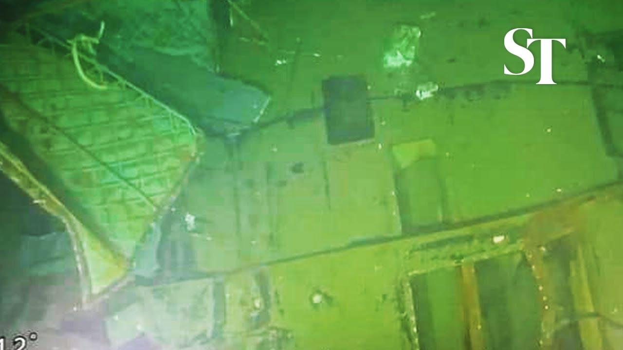 Download KRI Nanggala-402: Military chief confirms sunken submarine crew dead