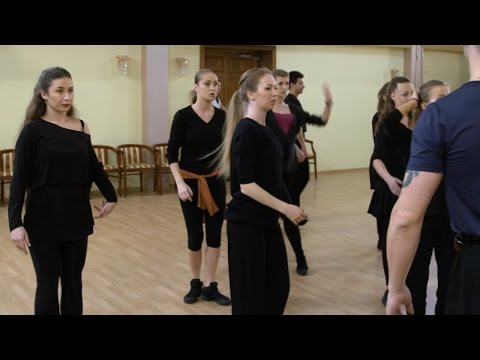 Танцуют все. Севастопольский Академический театр танца. Профайл
