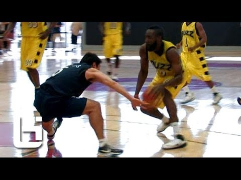 James Harden Has a MEAN Crossover! NBA Kings of The Crossover Vol. 5!