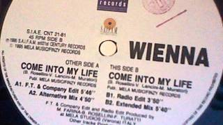 WIENNA - Come Into My Life (Extended Mix))