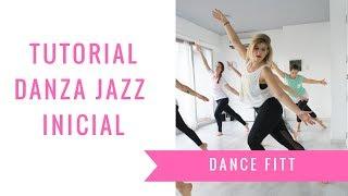 Tutorial Danza Jazz Contempo Principiante