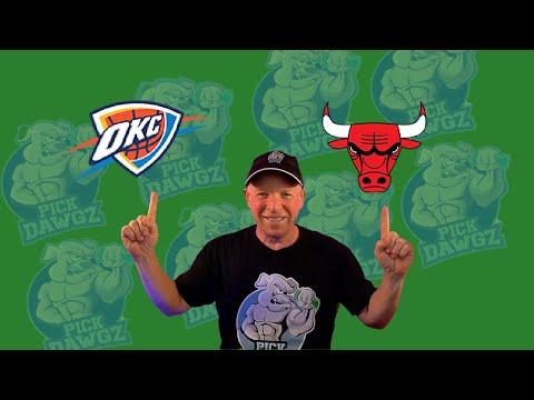 Chicago Bulls vs Oklahoma City Thunder 3/16/21 Free NBA Pick and Prediction NBA Betting Tips