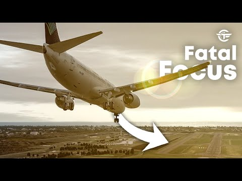 Boeing 737 Crashes After Landing In Indonesia | Fatal Focus | Garuda Indonesia Flight 200 | 4K