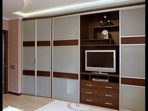 Купить шкаф купе в гостиную в Москве