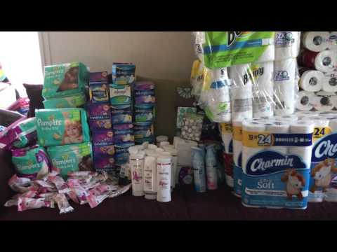 Rite Aid Couponing Haul 07/02/17