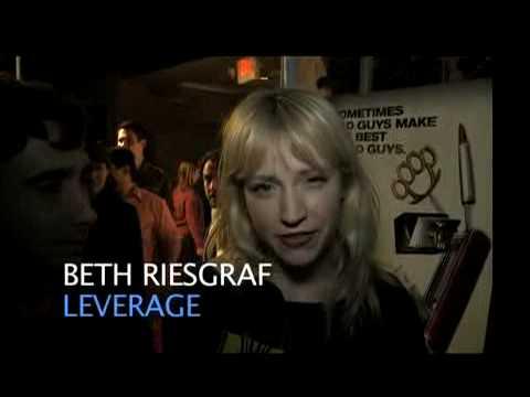 beth riesgraf ;; november 2008 leverage wrap party