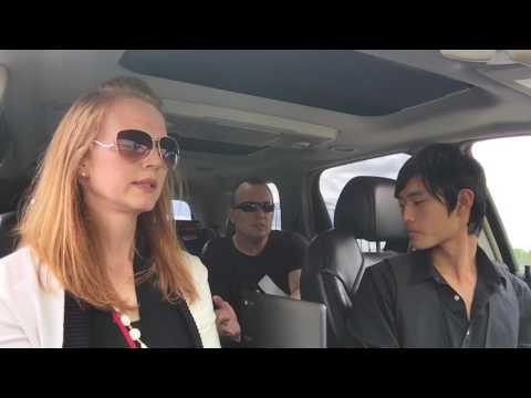 Island Tress Carpool Karaoke: Alahverdian and Haggerty