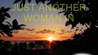 JUST ANOTHER WOMAN IN LOVE.... ANNE MURRAY