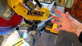 Dewalt Sliding Miter Saw After A Year